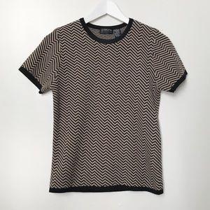 Liz Claiborne Collection Merino Wool Sweater. Sz S